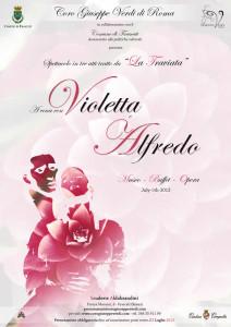 A Cena con Violetta e Alfredo frascati