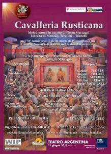 Art Cavalleria Rusticana